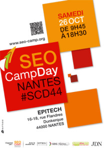 SEO Camp Day Nantes 2013